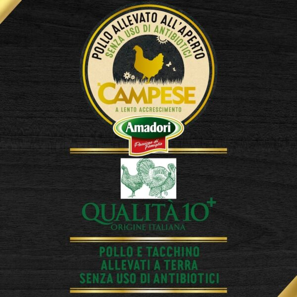 Amadori - Campese e linea 10+